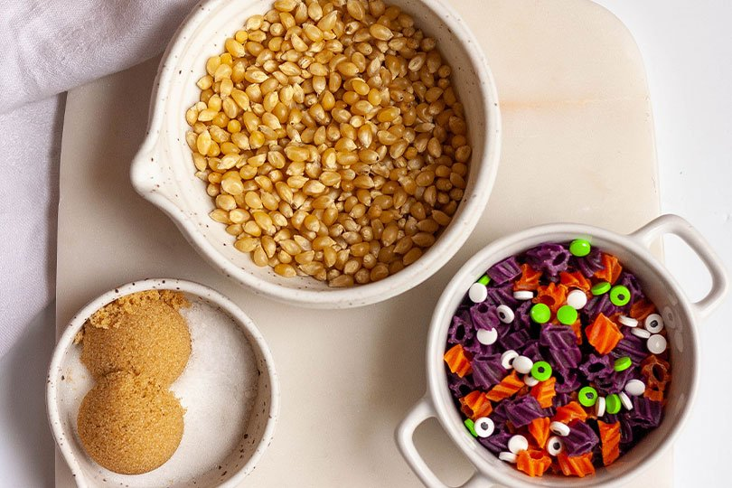 popcorn and candy recipe